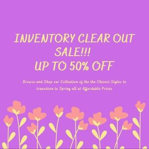 🌈🦋🍉🌻INVENTORY CLEAR OUT SALE!!!!